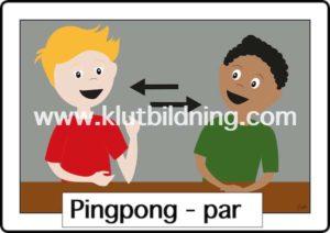 Pingpong – par